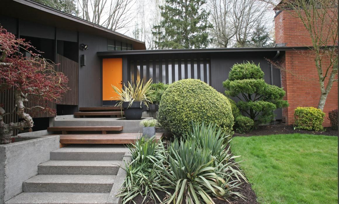 Mid-Century Modern Homes In Portland