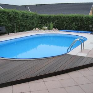Swimmingpools og tilbehør
