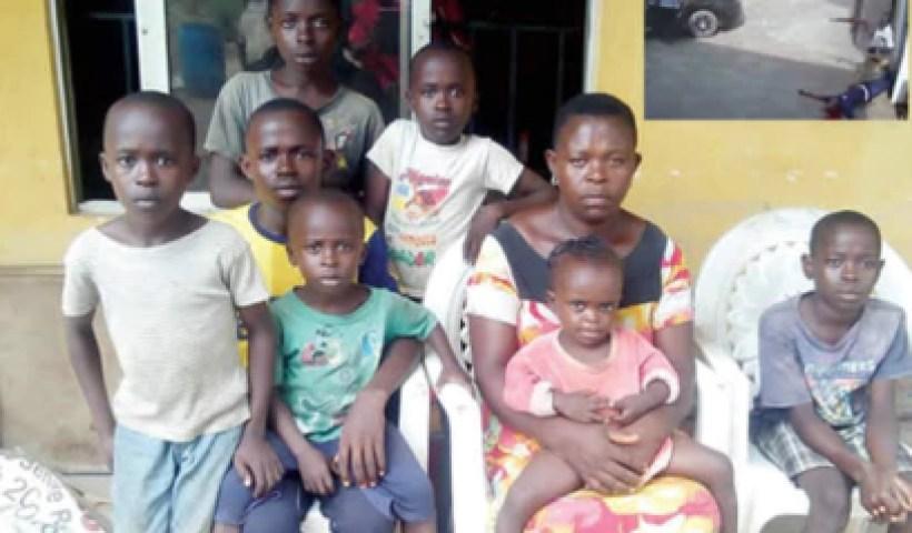 Mrs Rose Iboko, wife of slain policeman