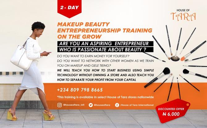 Makeup Beauty Training