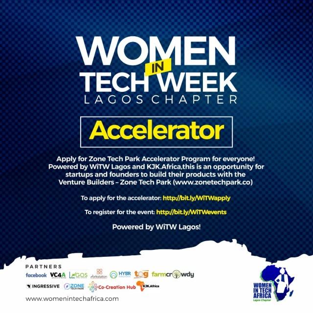 women in tech africa week