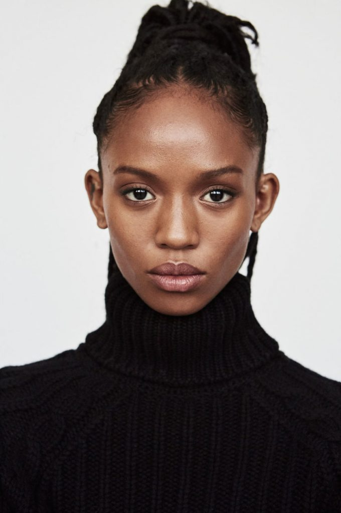 Nigerian-Chinese-Thai Model, Adesuwa Aighewi, Is Taking The Industry By Storm