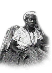 In 1665, Kongo Princess, Aqualtune Ezgondidu Mahamud Led 10,000 Men To Battle Before She Was Shipped To Brazil As A Slave