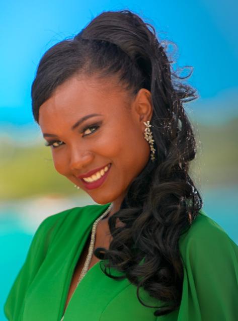 Anne Murielle Ravina – Miss Mauritius