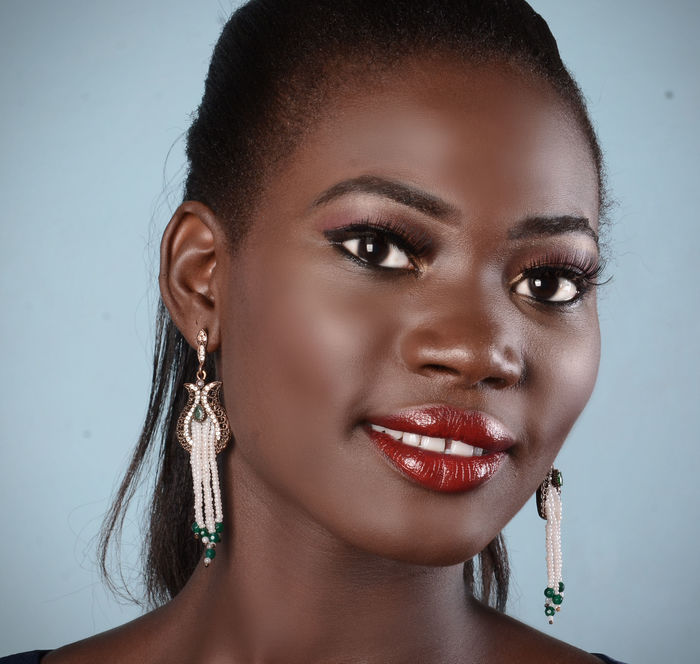 Florence Thompson – Miss South Sudan