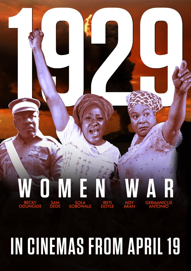 Ireti Doyle, Sola Sobowale, Sam Dede, others feature in new movie, 1929