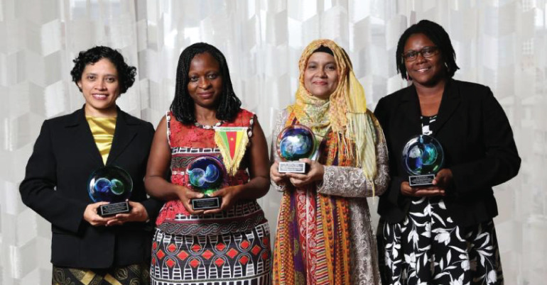 Fellowships for Women Scientists from Science and Technology