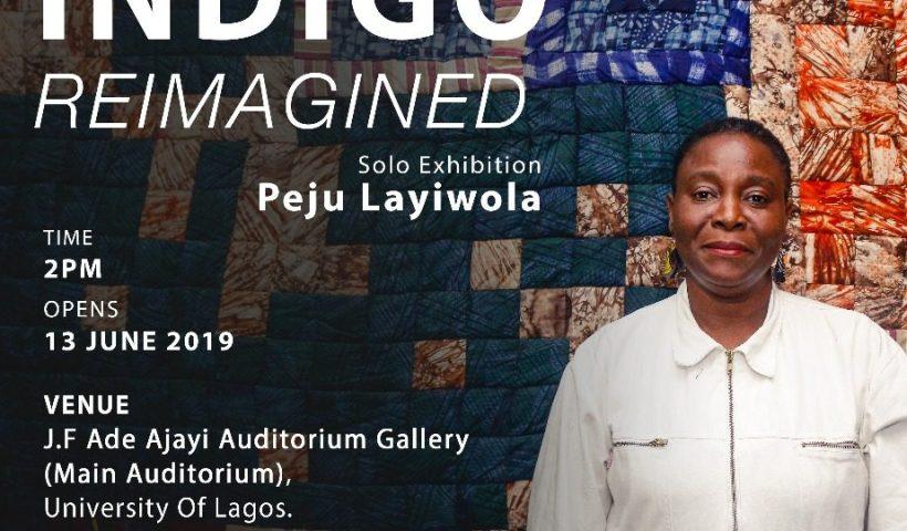 Professor Peju Layiwola Indigo Reimagined