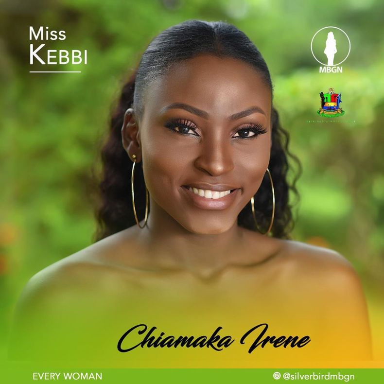 Miss Kebbi MBGN 2019 Chiamaka Irene