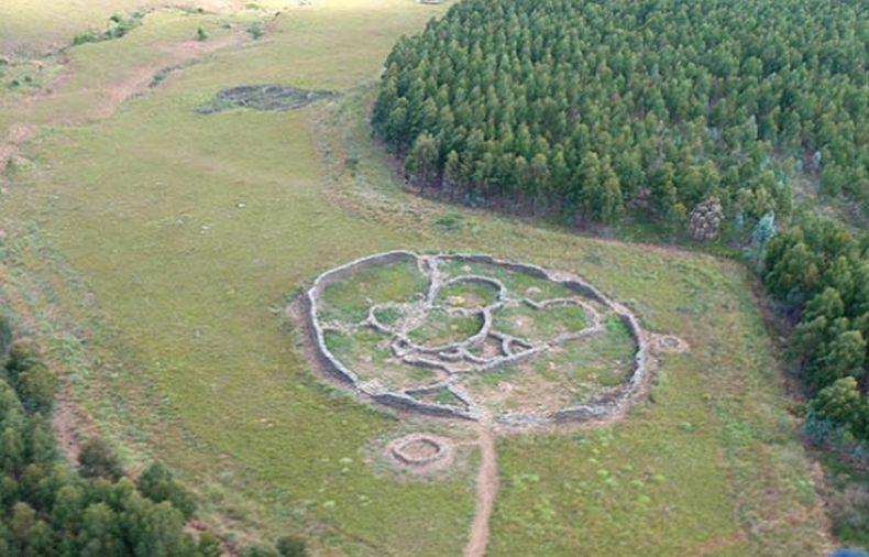 ancient african ruins adams calendar