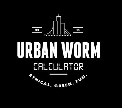 urban worm calculator image