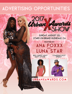 2017 Urban X Awards