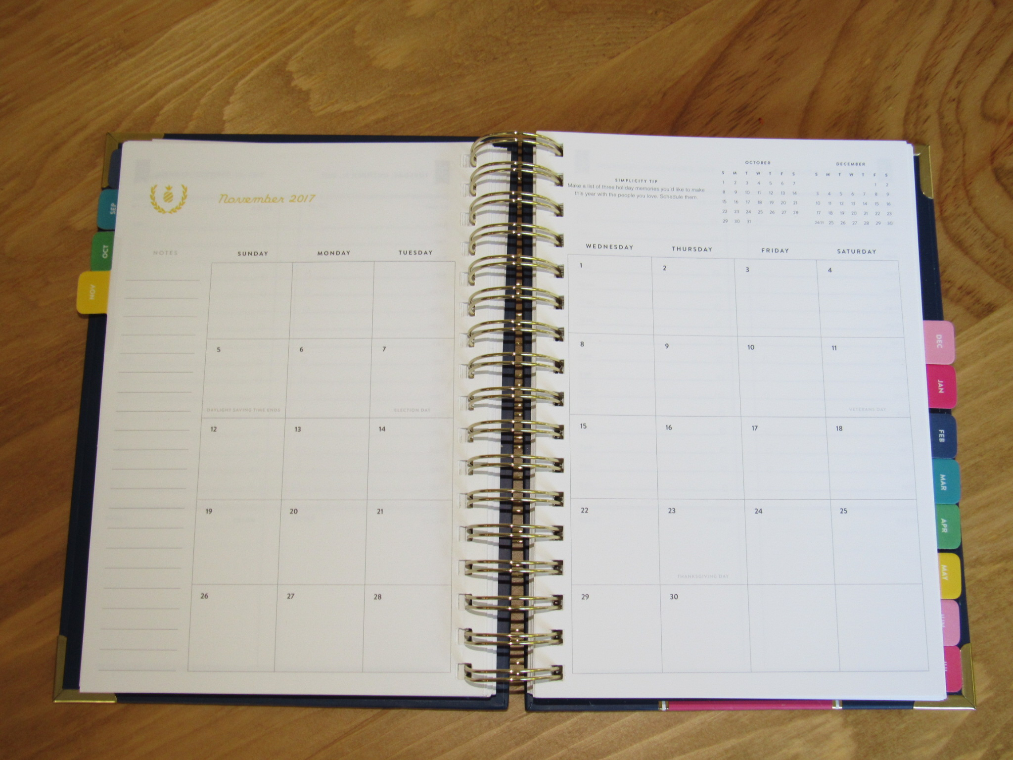 graphic regarding Simplified Planner Emily Ley titled Planner Obsessed: Emily Leys Simplified Planner Solution