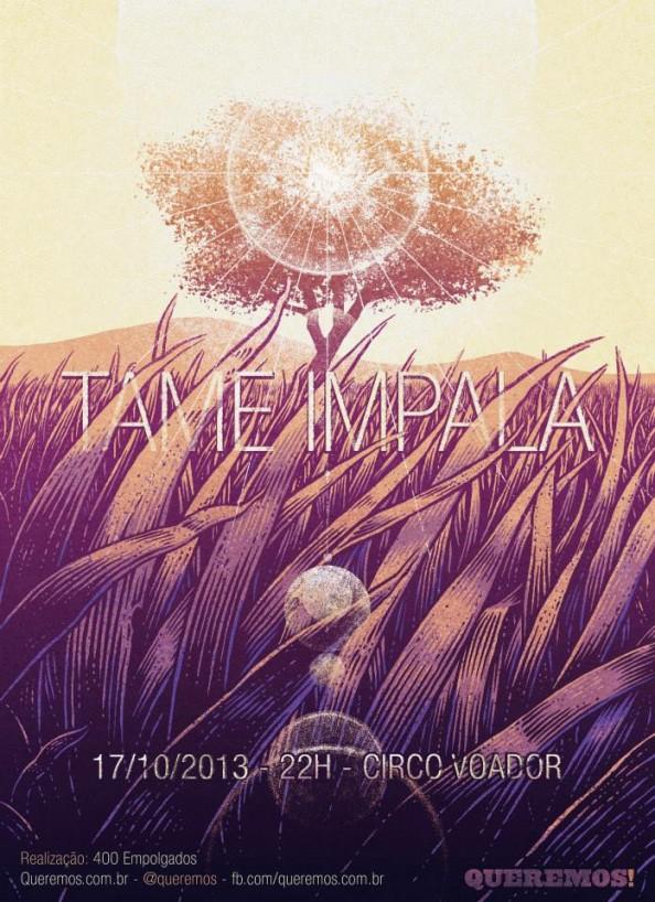 tameimpala_circovoador_poster