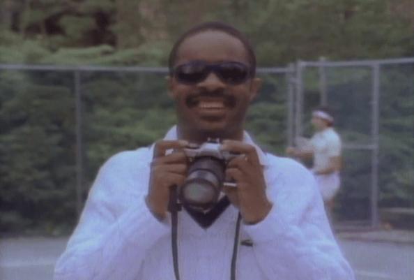 Steview Wonder Camera SNL