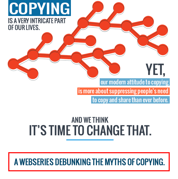 Copy-me A Webseries About Copying