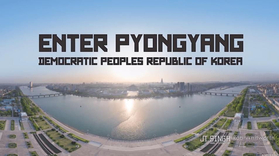 Enter Pyongyang
