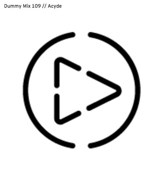 Dummy Mix 109