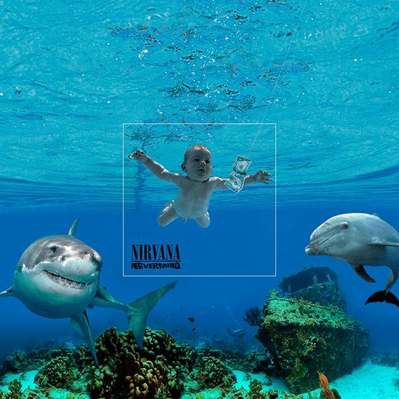 Nirvana---Nevermind