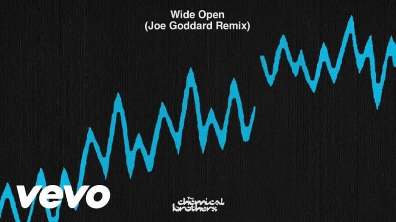 TCB wideopen remix vevo URBe