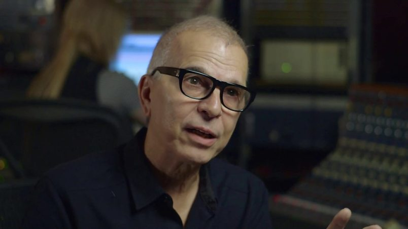 Tony Visconti Heroes URBe