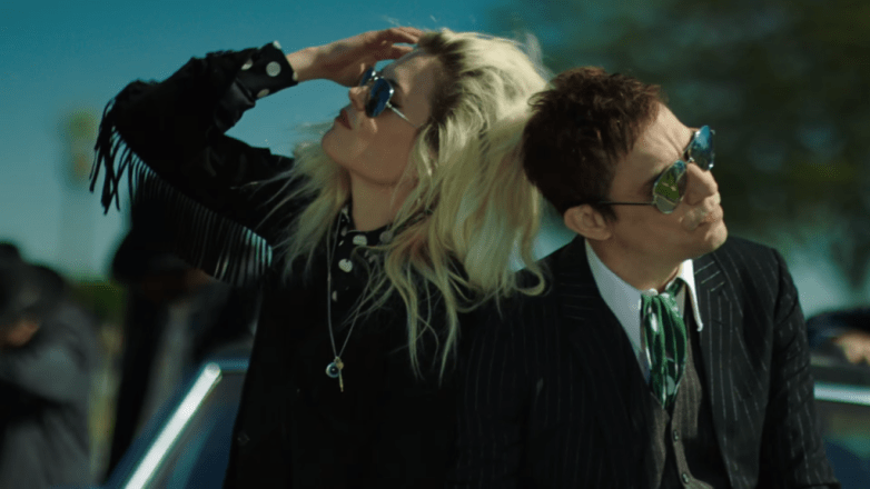 The Kills Doing It To Death URBe