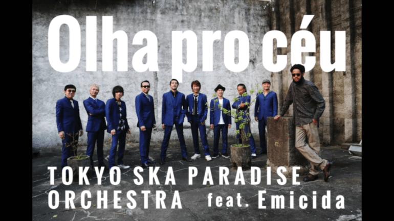 Tokyo Ska Paradise orchestra Emicida URBe
