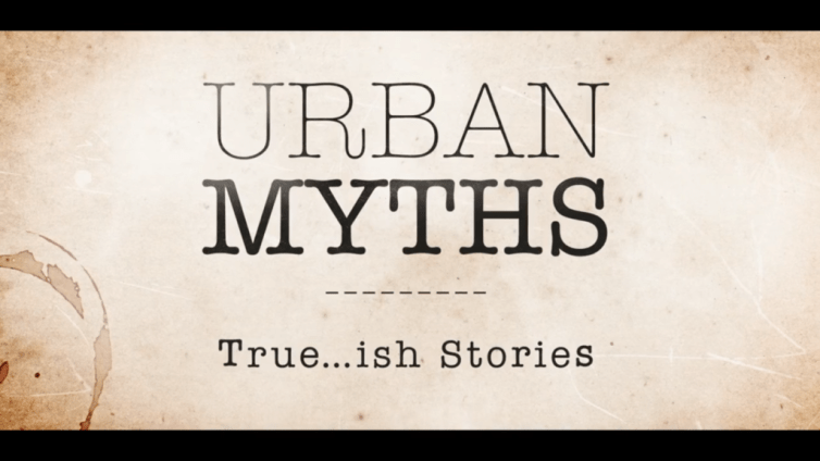 Urban Myths URBe