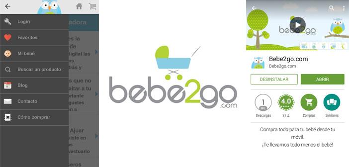 Bebe2go.com lanza su nueva app con un registro de lactancia