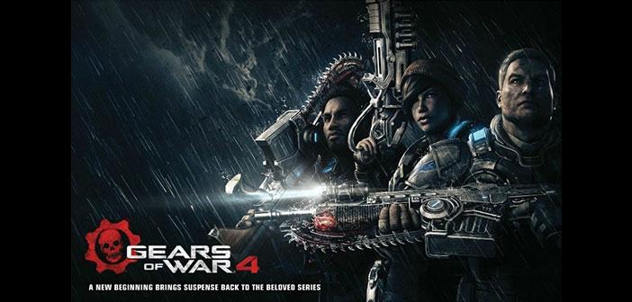 Reseña de la versión Beta de Gears of Wars 4