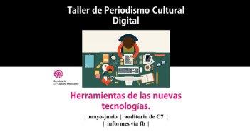 Taller De Periodismo Cultural Digital