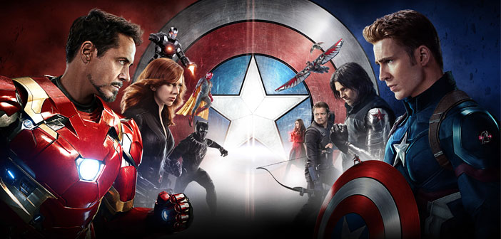 Nos Gustó Capitán América: Civil War?