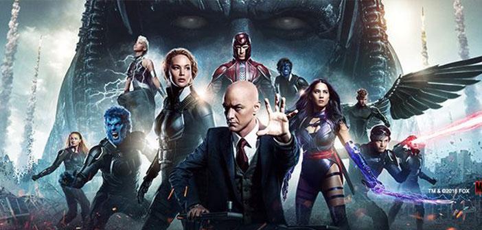 X-MEN Apocalipsis, nos gustó?