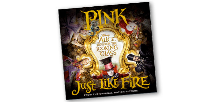 "P!Nk Lanza su nuevo single ""Just Like Fire"""