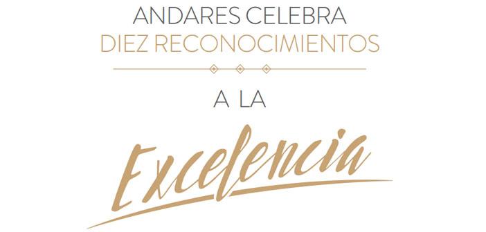 Recibe premios el Centro Comercial Andares en 2016