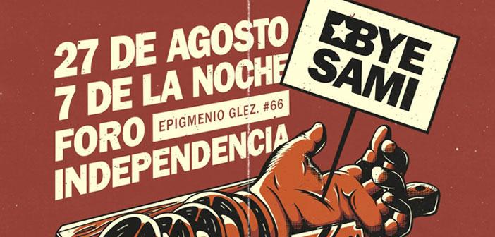 Bye Sami (TJ) en Guadalajara