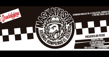 Maskatesta en Guadalajara 2016