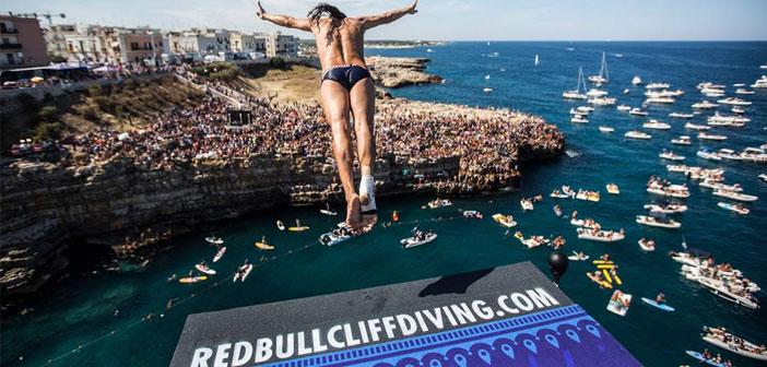 Red Bull Cliff Diving: Jonathan Paredes buscará de nuevo el podio.