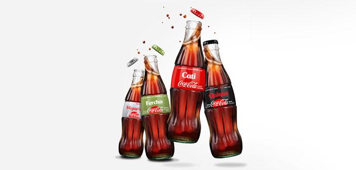«Comparte Coca-Cola Con» está de regreso!