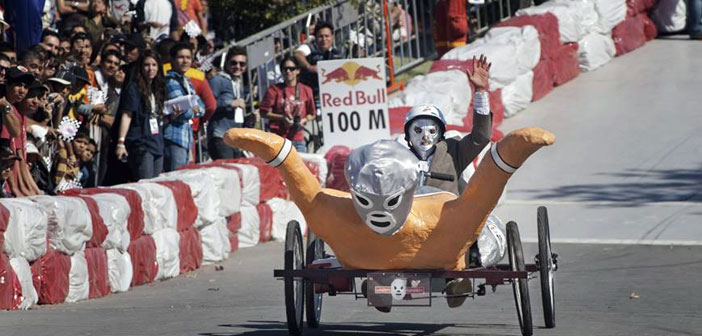 Red Bull Soapbox Race México 2016
