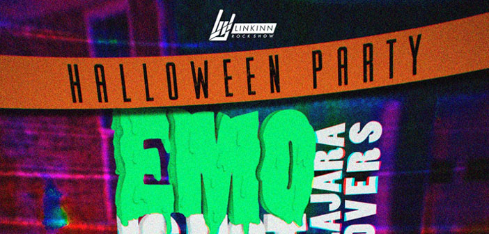 EMO Halloween PARTY 2016