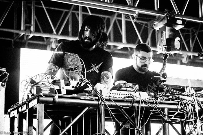 MSTRKRFT en BMLS Showcenter de Guadalajara 2016