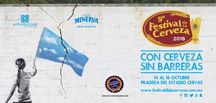 Noveno Festival de la Cerveza 2016