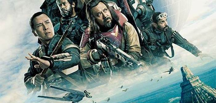 Rogue One - arte exclusivo para México