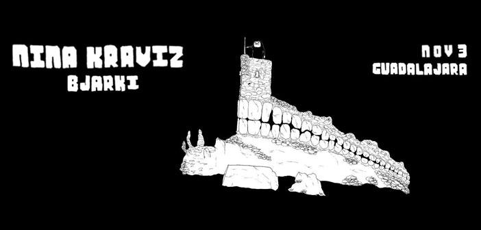 Nina Kraviz, Bjarki, K-Hand – Tрип 2 Guadalajara