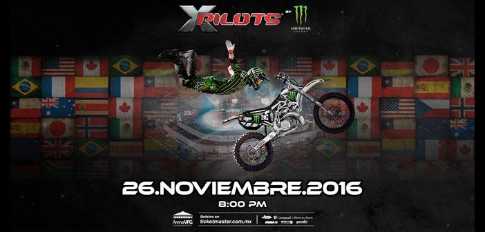 X Pilots Guadalajara 2016