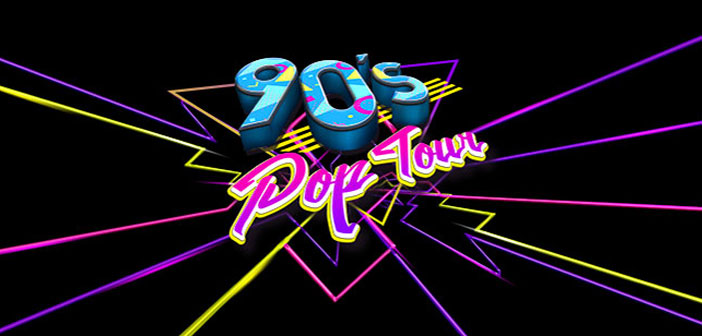 90'S POP TOUR – Auditorio Telmex 2017