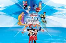 DISNEY ON ICE SIGUE TUS EMOCIONES Guadalajara 2017