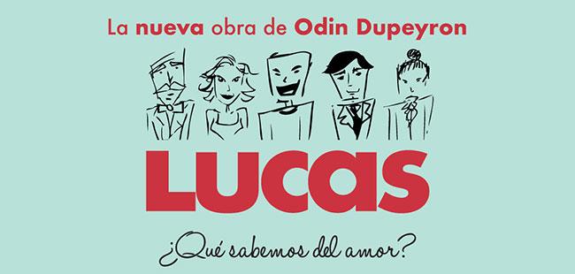 LUCAS DE ODIN DUPEYRON en el Auditorio Telmex 2017