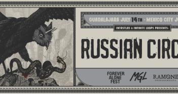 Russian Circles - Guadalajara 2017